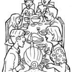 Oración para la cena familiar navideña
