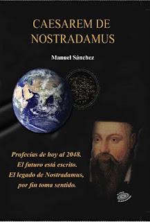 Libro 'Caesarem de Nostradamus'.