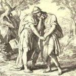 Pasaje bíblico sobre la amistad