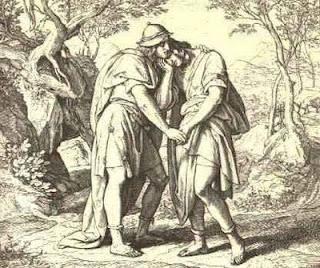 David y Jonatán