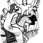 Domingo de Ramos para Niños