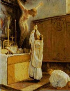 Momento de la Eucaristía