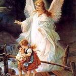 Oración al Ángel de la Guarda Antes de Dormir