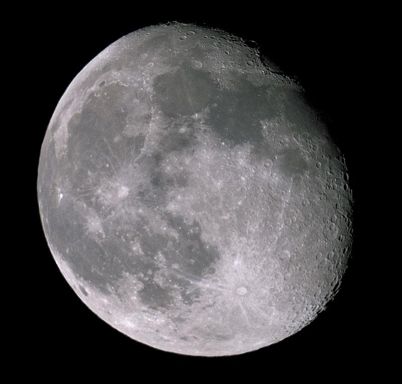 Sobre la luna vintage