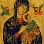 Invocación a la Santísima Virgen del Perpetuo Socorro