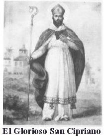 San Cipriano de Antioquía