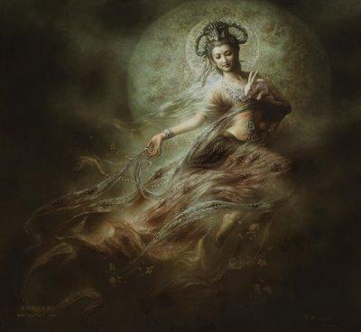 Mujer diosa